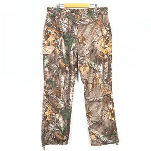 Huntshield camo outdoor pants